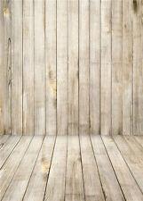 Photography Backdrops Children Photo Studio Props Wooden Floor Background 5x7ft