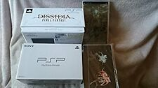 PSP Dissidia Final Fantasy FF20th Anniversary Limited Ver. game Japan Excellent