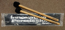 Innovative Percussion FT-3 Soft Multi Tom Mallet- NEW FREE US SHIPPING
