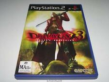 Devil May Cry 3 Dante's Awakening PS2 PAL Preloved *Complete*