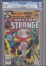 Doctor Strange #51 CGC 9.6 1981 Marvel Comic: Sgt Fury  story: Rogers & Austin