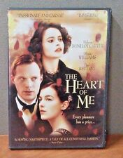 The Heart Of Me    (DVD)    LIKE NEW