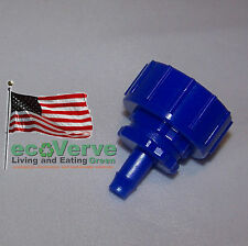 Sawyer compatible FEMALE in-line adapters for screw on filters [SP131]/[SP181]
