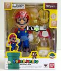 """In STOCK S.H. Figuarts """"Super Mario"""" Bros. (Brothers) Bandai Action Figure"""