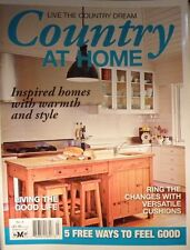 Country at Home Magazine No 8 - Inspired Homes With Warmth & Style