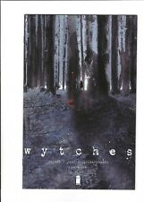 WYTCHES #1-#6   Complete Full Set Scott Snyder Jock, 9.4 NM, 2014 Image Comics