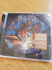 Krisiun - Scourge Of The Enthroned [NEW & SEALED]