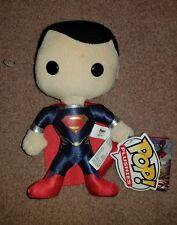 NEW! Superman Man of Steel Pop Plushies DC Comics NWT