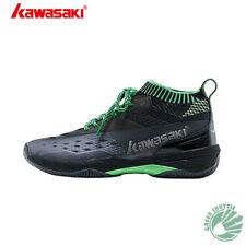 Genuine Kawasaki Badminton Shoes K-560 For Unisex Anti-torsion Advanced Sneakers