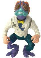 1989 Playmates TMNT BAXTER STOCKMAN Action Figure #5057