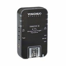 Yongnuo YN-622C II Single Wireless TTL Flash Trigger 1/8000s HSS/FP for Canon