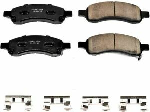 Front Brake Pad Set For 2009-2017 Chevy Traverse 2015 2012 2010 2011 2013 T126RW