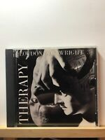 Pre-owned ~ Therapy by Loudon Wainwright III (CD, 1989, Silvertone Records)