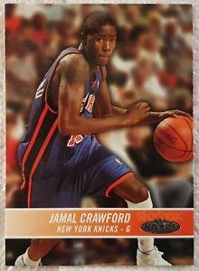 Carte Basketball NBA Hoops 2004-05 #81 Jamal Crawford New York Knicks