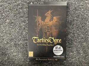 Tactics Ogre Let Us Cling Together Premium Edition Playstation Portable PSP UK