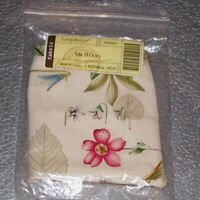Longaberger Botanical Fields SMALL BERRY Basket Liner ~ Brand New in Bag!