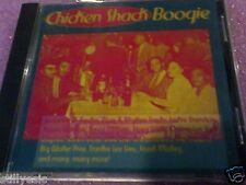 CD COLLECTORS DREAM LOST R 'N R TITLES R&B PLAYBACK CHICKEN SHACK BOOGIE VOL 1