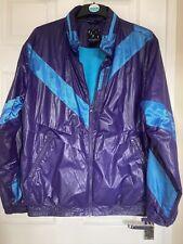 Rocksmith Purple And Turquoise Jacket Size XL