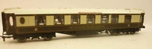HORNBY 00 gauge PULLMAN KITCHEN CAR - CAR No.54 3rd class - LIGHTS - R4146,    k