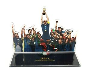 Italy Championship Ornament -Italia Football Team Lift the World Cup 2006 Trophy