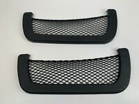 Cargo Net Stowage Storage Pocket for Land Rover Pair (left & right) Black - NEW