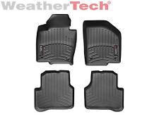 WeatherTech Floor Mats FloorLiner for Volkswagen CC/Passat 1st & 2nd Row - Black