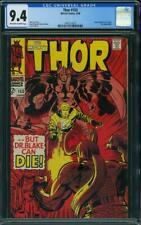 Thor 153 CGC 9.4 -- 1968 -- Loki, Sif, Odin, Ulik, Balder app #1497213021