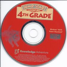 Jumpstart 4th grade adventure (Pc & Mac Cd)