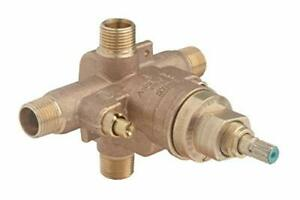 Symmons 262XBODY Temptrol Brass Pressure-Balancing Tub and Shower Valve with ...