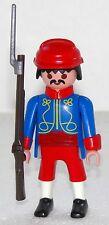 ZUAVO SOLDATO C Playmobil per Nordisti vs. Sud Zuava ACW Personalizzato 1597