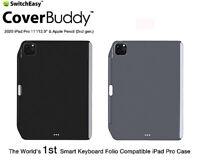 SwitchEasy CoverBuddy Case Smart Schutzhülle Hart Cover F iPad Pro 11/12,9 2020