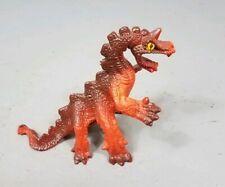 REMCO CRYSTAR CRYSTAL WARRIORS LAVA DRAGON 1982 vtg dragon figure