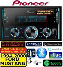 1994-2000 FORD MUSTANG AM/FM BLUETOOTH USB AUX MP3 CAR RADIO STEREO PKG