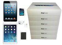 Apple iPad Mini Open Box | 16/32/64GB,Black/White | WiFi/AT&T/Sprint/T-Mobile