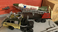 Chap Mei Military Truck Missile Carrier Launcher Sentinel 1 Toy Soldier Rare