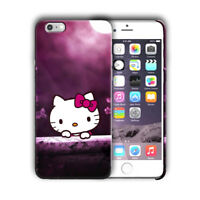 Animation Hello Kitty Iphone 4 4s 5 5s 5c SE 6 6s 7 8 X XS Max XR Plus Case 06