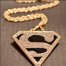 Colgante Superman de Brillantes estilo Diamantes