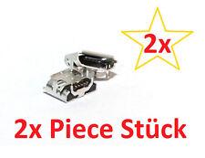 Micro Mini USB Jack 5P Female Socket buchse Einbaubuche connector 5 Pin 6 2x pcs