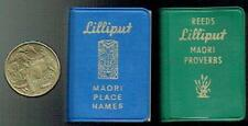 Lilliput Maori Place Names together with Lilliput Maori Proverbs