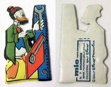 Figurina Morbida MIO Walt Disney - N.7 Archimede Serie Paperino Nello Spazio