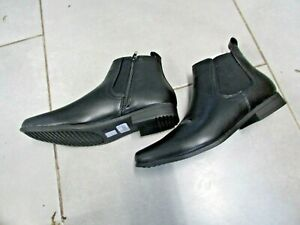 MENS CHELSEA ZIP BOOT SIZE 8
