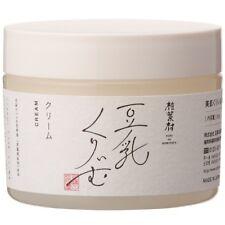 New Tofu no Moritaya Soy Milk Cream Natural Life 50g fast shipping