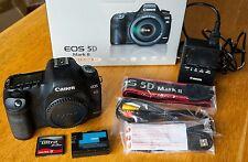 Canon EOS 5D Mark II Fotocamera Reflex Digitale 21.1MP - Nero (Solo Corpo)