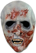 The Walking Dead Prison Walker Frontal Latex Face Mask With Elastic Strap