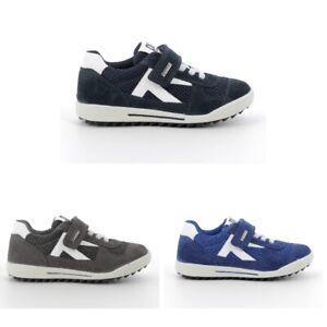 Primigi PRI73881 Kinder Sneaker   Turnschuh   Sportschuh   Veloursleder (Suede),