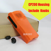 Replacement Repair Housing Case Kit For Motorola CP200 radio Orange