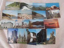 Lot 17 Scenic Vintage Picture Postcards - Montreal - Quebec