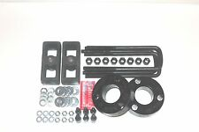 """FITS FRONTIER 2005-2017 LIFT KIT 3"""" POLY STRUT SPACERS 3.5"""" BLOCKS 4X4 4WD USA B"""
