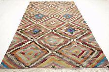 "Anatolia Turkish Classic Antalya Kilim 79,1"" x 129,9"" Area Rug Kelim Carpet"