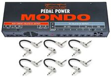 New Voodoo Lab Pedal Power Mondo Guitar Effect Pedal Power Supply! Labs
